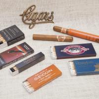 Mixed Box Matches8 and Cigars