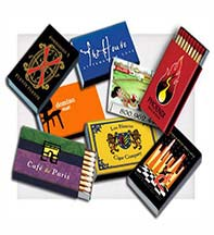 Color Matchbooks