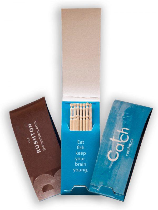7-Pack Toothpicks