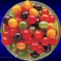 Assorted Fruit Balls