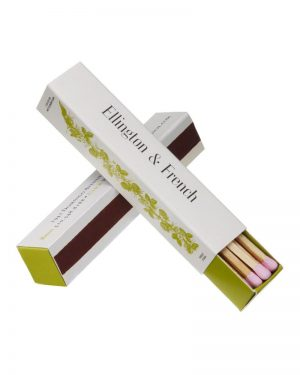 Lipstick Match Box - Three Inch