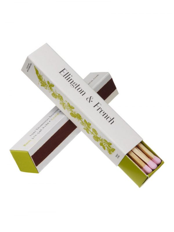 Lipstick Match Box – Three Inch